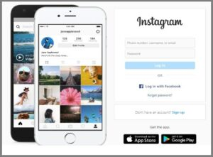 Create another Instagram profile